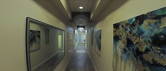 360 Hallway